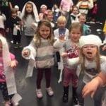 Toddler drama class